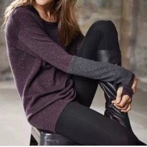 ATHLETA Nopa Merino Wool Tunic Sweater